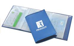 porte carte grise 3 volets ref 119 dim 13 x 27 5 cm agents concessions r parateurs. Black Bedroom Furniture Sets. Home Design Ideas