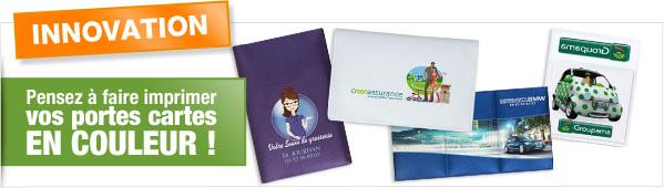 codes promo vif et grand en style Clairance de 60% Porte carte publicitaire : Porte carte grise, garde ...